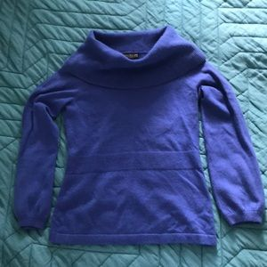 Jones New York cashmere sweater